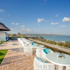 Отель Jimbaran Bay Beach Resort & Spa пляж фото 2