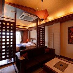 Hotel Lotus Минамиавадзи удобства в номере фото 2