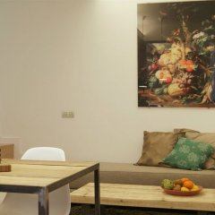 Апартаменты Ramblas Deluxe Apartments комната для гостей фото 2
