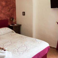 Отель B&b Masseria Della Casa Капуя сейф в номере