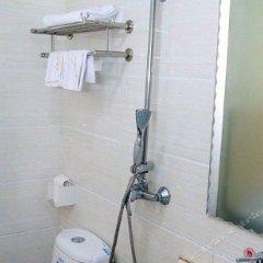 Отель Yuexin Hotel Китай, Гуанчжоу - отзывы, цены и фото номеров - забронировать отель Yuexin Hotel онлайн ванная фото 2