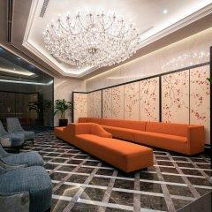 Отель V Lavender Сингапур интерьер отеля фото 3