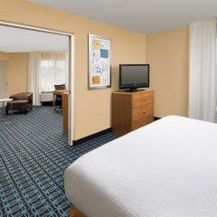 Отель Fairfield Inn & Suites by Marriott Albuquerque Airport с домашними животными