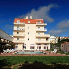 Отель Caldas Internacional Калдаш-да-Раинья бассейн