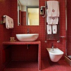 Отель Eos Hotel Италия, Лечче - отзывы, цены и фото номеров - забронировать отель Eos Hotel онлайн ванная