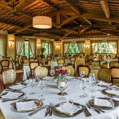 Отель Borgo San Luigi Строве помещение для мероприятий