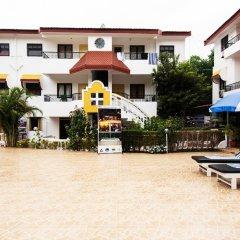 Отель Alegria - The Goan Village пляж