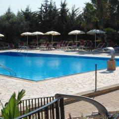 Hotel Masseria Resort Le Pajare Пресичче бассейн