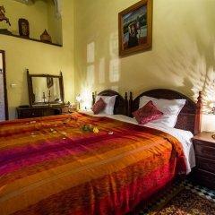 Отель Riad Ibn Khaldoun Марокко, Фес - отзывы, цены и фото номеров - забронировать отель Riad Ibn Khaldoun онлайн комната для гостей фото 5