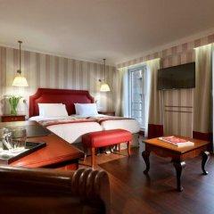Отель Eurostars Montgomery Брюссель в номере