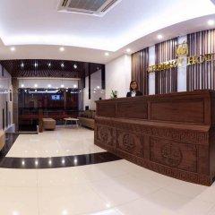 Отель Cherry Hotel 1 Вьетнам, Ханой - отзывы, цены и фото номеров - забронировать отель Cherry Hotel 1 онлайн интерьер отеля фото 2