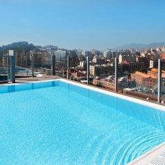 Отель Catalonia Park Güell бассейн фото 2