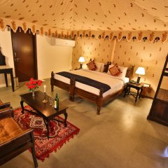 The Sher Garh Resort in Sawai Madhopur, India from 136$, photos, reviews - zenhotels.com guestroom photo 5