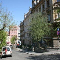 Отель Apartmány U Tržnice городской автобус
