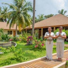 Отель Reethi Faru Resort фото 8