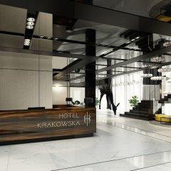 Отель Arche Hotel Krakowska Польша, Варшава - отзывы, цены и фото номеров - забронировать отель Arche Hotel Krakowska онлайн вид на фасад
