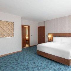 Отель Hilton Garden Inn Dubai Al Jadaf Culture Village ОАЭ, Дубай - 1 отзыв об отеле, цены и фото номеров - забронировать отель Hilton Garden Inn Dubai Al Jadaf Culture Village онлайн комната для гостей фото 5