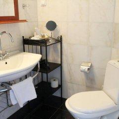 Отель Djingis Khan Швеция, Лунд - отзывы, цены и фото номеров - забронировать отель Djingis Khan онлайн ванная
