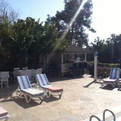 Kelebek Hotel Турция, Калкан - 1 отзыв об отеле, цены и фото номеров - забронировать отель Kelebek Hotel онлайн бассейн