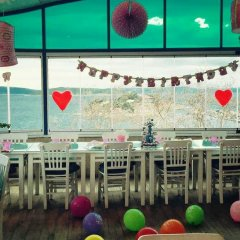 Отель Mavi Inci Park Otel гостиничный бар