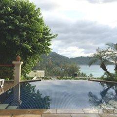 Отель The View Phuket пляж Ката бассейн