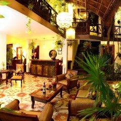 Отель Posada Mariposa Boutique Плая-дель-Кармен интерьер отеля