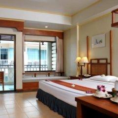 Отель Karon Princess 4* Номер Делюкс