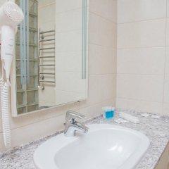 Отель МФК Горный Санкт-Петербург ванная