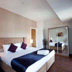 Отель The Spires Glasgow Великобритания, Глазго - отзывы, цены и фото номеров - забронировать отель The Spires Glasgow онлайн фото 4