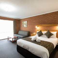 Отель Advance Motel комната для гостей фото 5