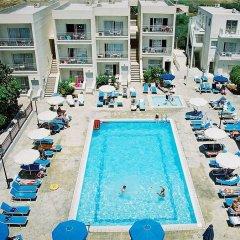 Отель Sweet Memories Hotel Apts Кипр, Протарас - отзывы, цены и фото номеров - забронировать отель Sweet Memories Hotel Apts онлайн бассейн фото 2