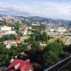Гостиница Антика в Сочи 10 отзывов об отеле, цены и фото номеров - забронировать гостиницу Антика онлайн балкон