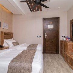 Отель Samann Grand Мальдивы, Мале - отзывы, цены и фото номеров - забронировать отель Samann Grand онлайн комната для гостей фото 5