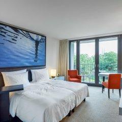 Отель Radisson Blu Hotel, Berlin Германия, Берлин - - забронировать отель Radisson Blu Hotel, Berlin, цены и фото номеров комната для гостей фото 2
