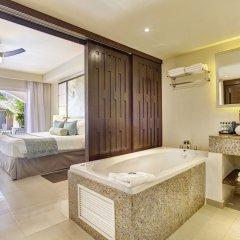 Отель Royalton Punta Cana - All Inclusive Доминикана, Пунта Кана - 1 отзыв об отеле, цены и фото номеров - забронировать отель Royalton Punta Cana - All Inclusive онлайн ванная фото 2