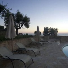 Отель Pamperduto Country Resort Потенца-Пичена пляж фото 2
