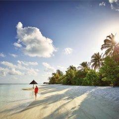 Отель LUX South Ari Atoll спортивное сооружение