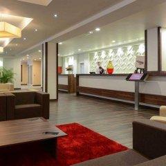 Отель Motel Plus Berlin интерьер отеля фото 2