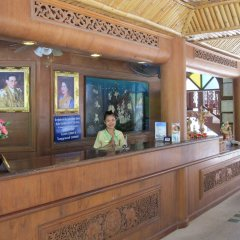 Отель Kata Garden Resort интерьер отеля фото 2