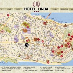 Hotel Linda городской автобус