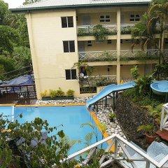 Отель Suva Motor Inn Фиджи, Вити-Леву - отзывы, цены и фото номеров - забронировать отель Suva Motor Inn онлайн бассейн