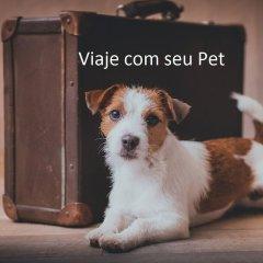 Hotel Barão Palace с домашними животными