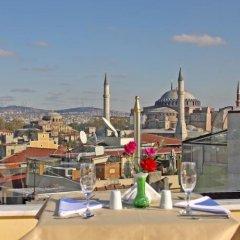 Aldem Boutique Hotel Istanbul Турция, Стамбул - 9 отзывов об отеле, цены и фото номеров - забронировать отель Aldem Boutique Hotel Istanbul онлайн приотельная территория фото 2