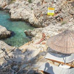 Soothe Hotel Турция, Калкан - отзывы, цены и фото номеров - забронировать отель Soothe Hotel онлайн приотельная территория