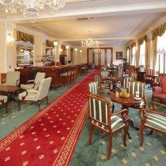 Отель Parkhotel Richmond гостиничный бар фото 2