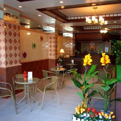 Отель Pacific Inn Пхукет питание
