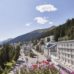 Отель Steigenberger Grandhotel Belvedere Швейцария, Давос - 1 отзыв об отеле, цены и фото номеров - забронировать отель Steigenberger Grandhotel Belvedere онлайн фото 8