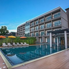 Отель The Melody Phuket бассейн фото 2