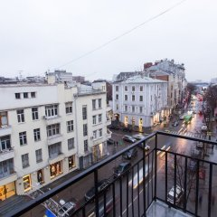 Гостиница Hotapart балкон