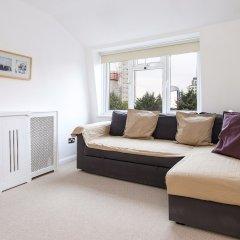 Отель Amazing One Bedroom Apartment in Paddington Великобритания, Лондон - отзывы, цены и фото номеров - забронировать отель Amazing One Bedroom Apartment in Paddington онлайн комната для гостей фото 4